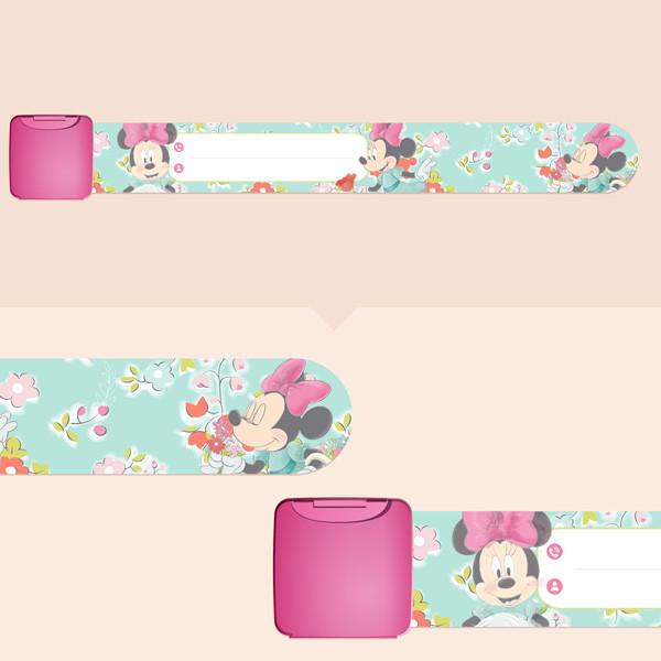 Pulsera identificativa niños - Disney Minnie
