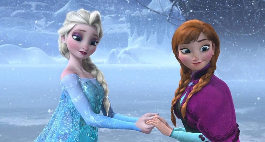 Etiquetas personalizadas Frozen