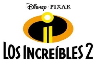 Logo Los Increìbles en español
