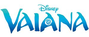 Logo Vaiana de Disney