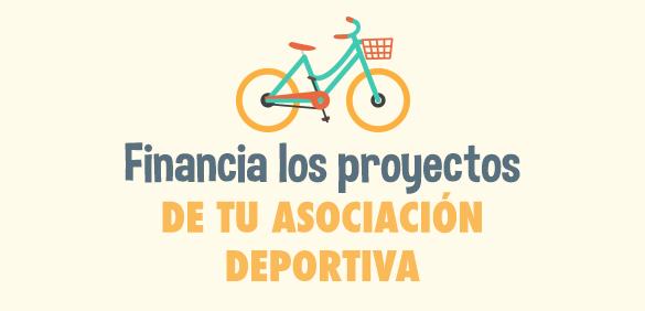 Financia los proyectos de tu asociation deportiva