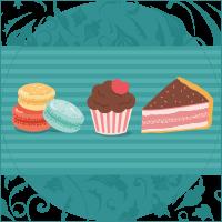 Delicias (Cupcake & Macarons)