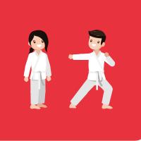 Etiquette Judo