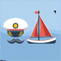 Ambiente mar y marinero