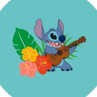 Etiquettes  Lilo et Stitch