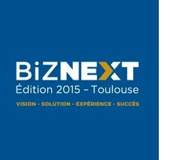 logo du prix de la Start de l'année BizNext