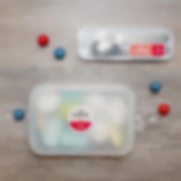 3 pack etiquetas alergia