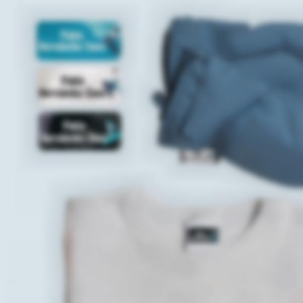 5 pack etiquetas nombre ropa sin una plancha excursion nieve 1