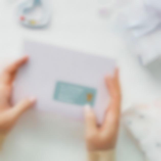 adhesivos sobre destinatarios para invitados nacimiento baby shower