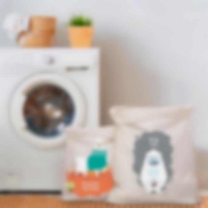 bolsa de lavandaria lavadora monstruo 1