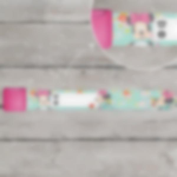 bracelet identification securite enfant minnie 6