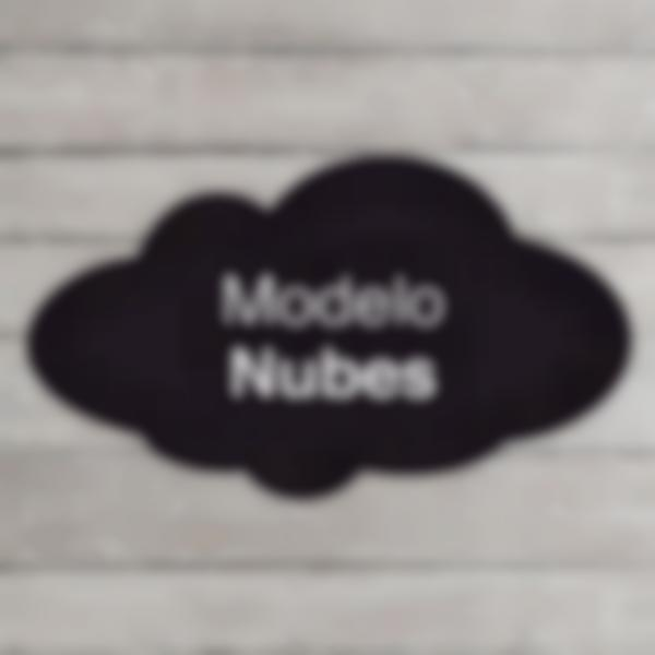 etiqueta pizarra nubes