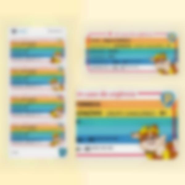 etiquetas de alerta e alerta polialergias pawpatrol rubble multitexte pt 3