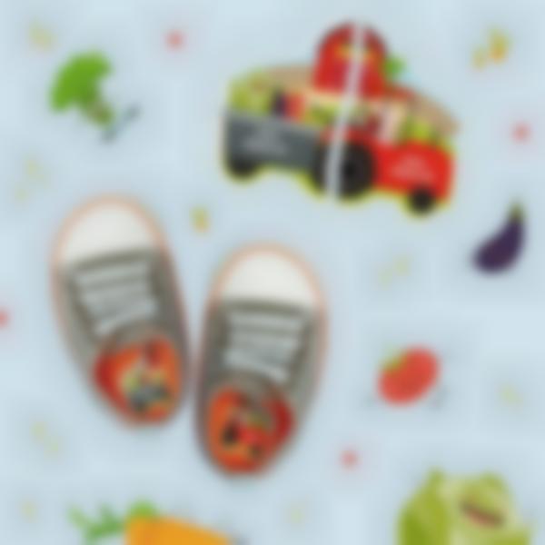 etiquetas intuitivas para zapatos granja