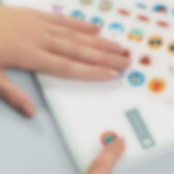 etiquetas para marcar todo material de oficina 4