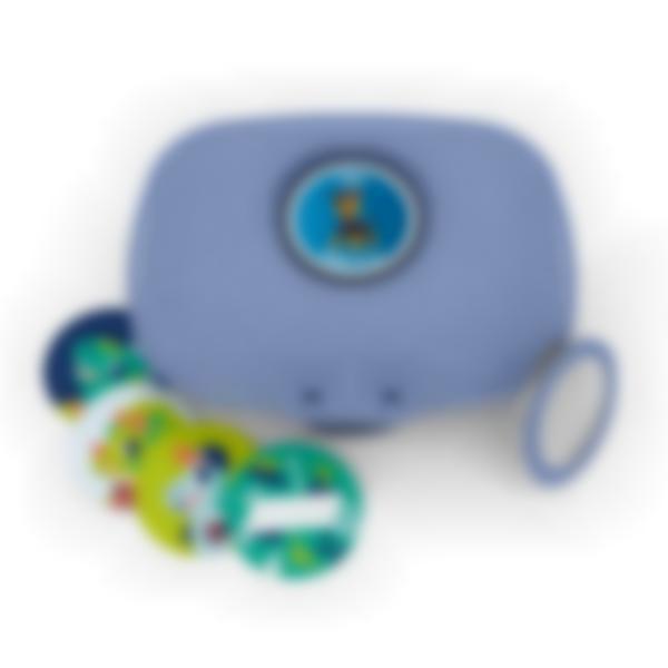 fiambrera monbento gram azul patrulla canina 4
