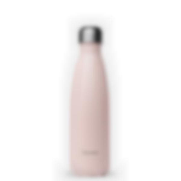 garrafa aco inoxidavel pastel rosa 500ml 1