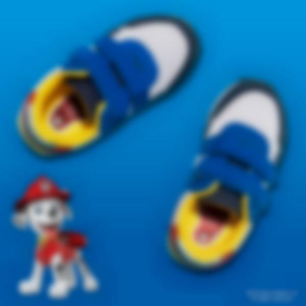 ludilabel paw patrol etiquetas zapatos es