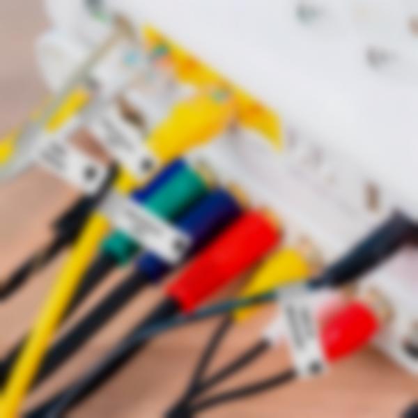 pegatinas personalizadas separadores cables 3