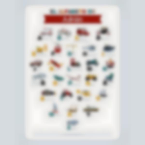 poster educativo personalizado ludimagic el abecedario maquinaria y transportes 02 es 1