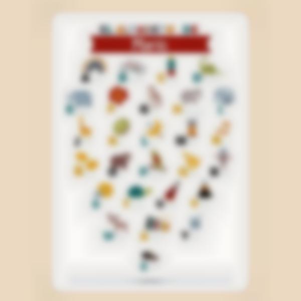 poster educativo personalizado ludimagic el abecedario es 1