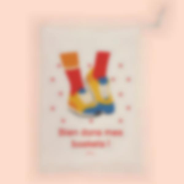 sac rangement chaussures 2