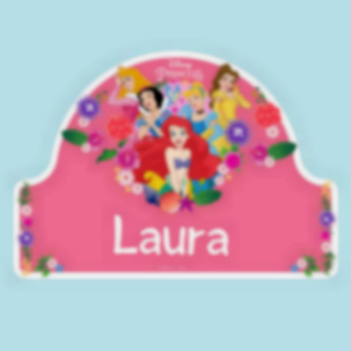 stickers porte disney princesses