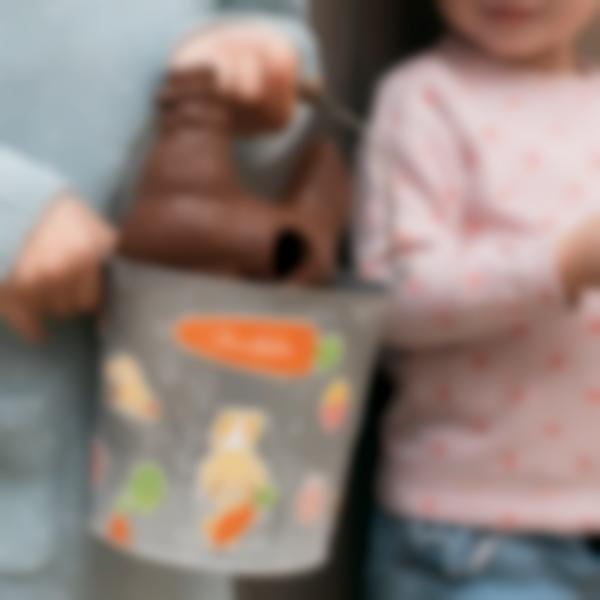 Pegatinas decorativas para la cesta de la búsqueda de los huevos de Pascua