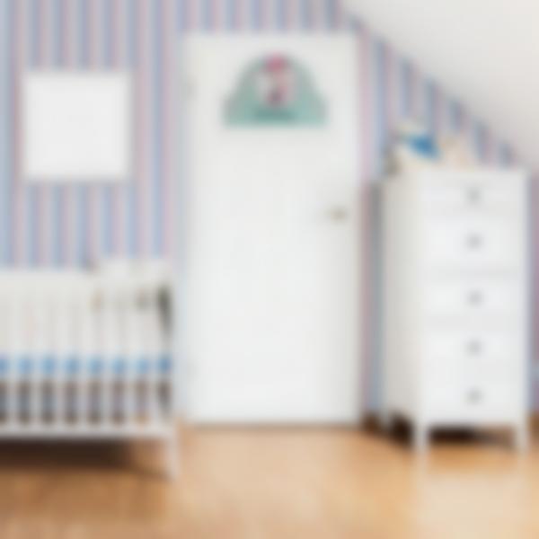 Placa Infantil adhesiva para puertas - Minnie
