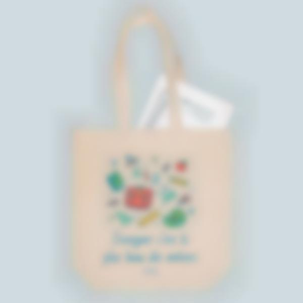 Sacs Tote bag - Fournitures Scolaires