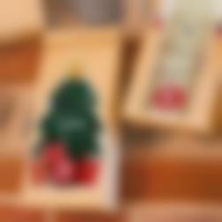 Calendario de Adviento DIY para completar