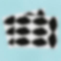 16 etiquetas pequeñas borrables de pizarra - Nubes