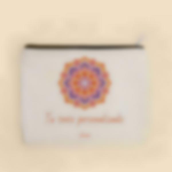 Estuche de tela personalizado - Mandala
