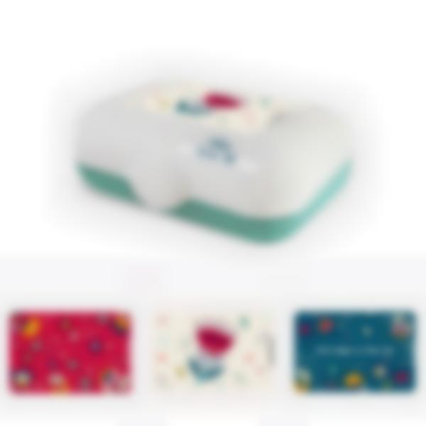 Ludibox - Fiambrera personalizada - Floral