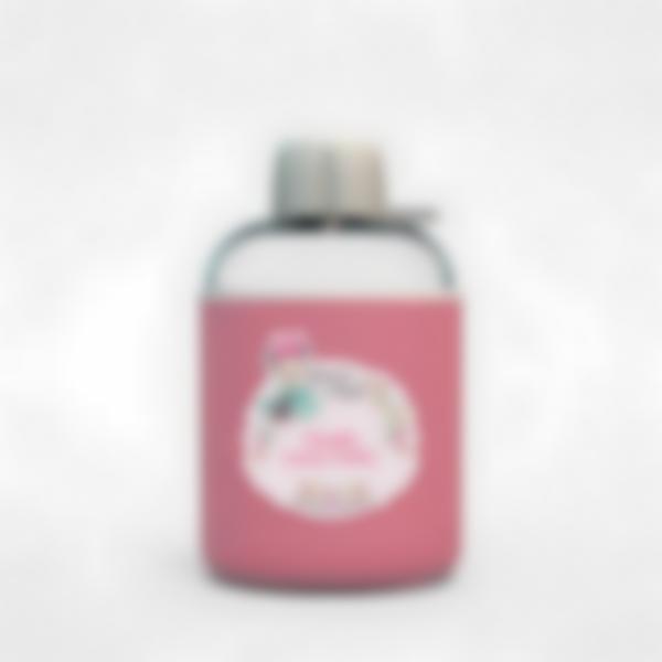 Cantimplora isotérmica personalizada rosa – Disney Minnie