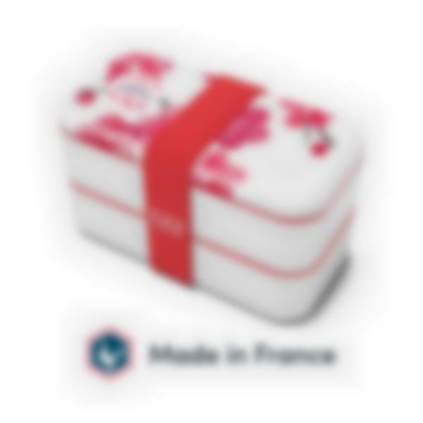 Bento para adultos Graphic Blossom - MB Original Monbento - Made in France