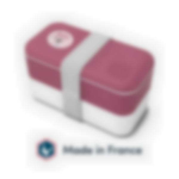 Bento para adultos- Rosado Blush - MB Original Monbento - Made in France
