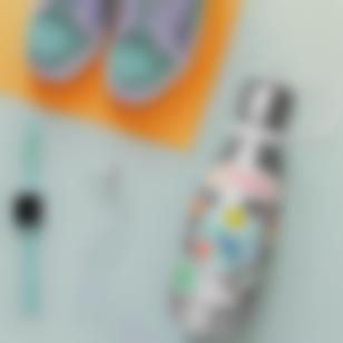 Pegatinas decorativas para cantimploras personalizadas