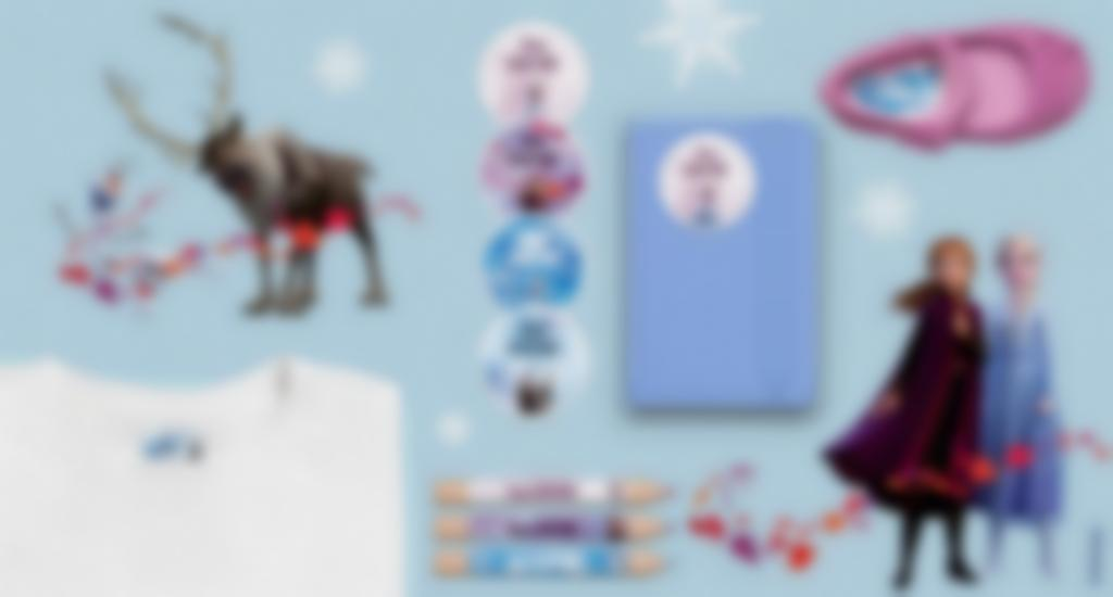 Idescubre las etiquetas de Frozen 2