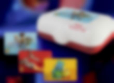 Fiembrera para niños con nombre de Toy Story