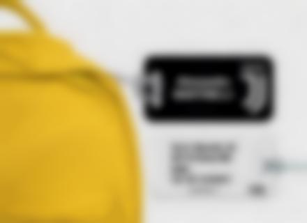 Etiqueta maleta Juventus Football Club