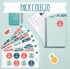 Un pack económico que incluye todos los formatos para identificar la ropa y los objetos personales